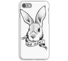 Bunny! iPhone Case/Skin