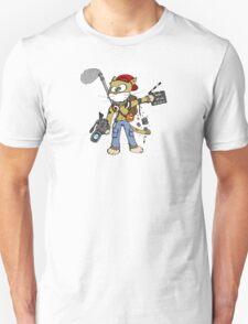Chatméraman Unisex T-Shirt
