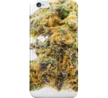 Girl Scout Cookies Strain iPhone Case/Skin