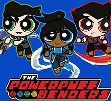 The Powerpuff Benders by cArxangel
