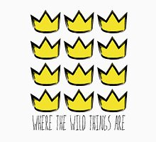 Where the Wild Things Are - Crowns Cutout Unisex T-Shirt