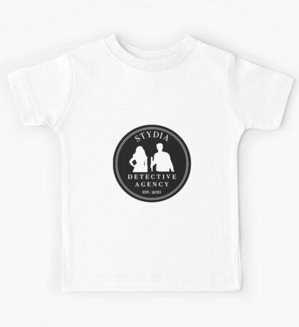 Stydia Detective Agency - Teen Wolf Stiles & Lydia Kids Tee