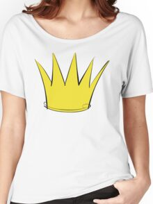 Where the Wild Things Are - Crown 2 Cutout Women's Relaxed Fit T-Shirt