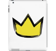 Where the Wild Things Are - Crown 1 Cutout iPad Case/Skin