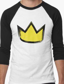 Where the Wild Things Are - Crown 1 Cutout Men's Baseball ¾ T-Shirt