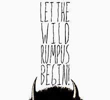 Where the Wild Things Are - Rumpus Begin Cutout Unisex T-Shirt