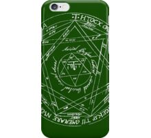 Key of Solomon iPhone Case/Skin
