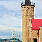 Lighthouse and the Mighty Mac by Kenneth Keifer
