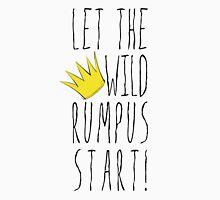 Where the Wild Things Are - Rumpus Start Crown Cutout Unisex T-Shirt