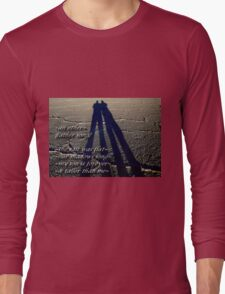 ~an other~ (snippet) Long Sleeve T-Shirt