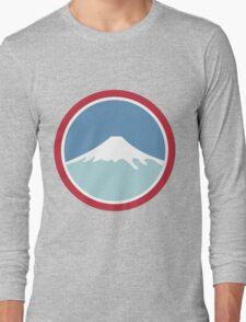 Mount Fuji Long Sleeve T-Shirt