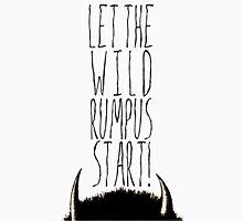 Where the Wild Things Are - Rumpus Start Cutout Unisex T-Shirt