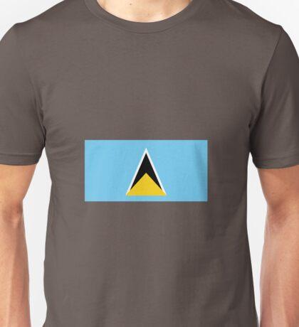 Saint Lucia Unisex T-Shirt