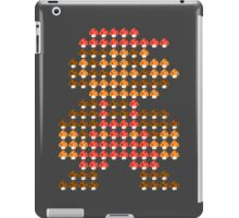 Mario Mushroom Mosaic iPad Case/Skin