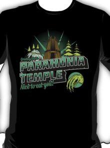Greetings From Paramonia Temple T-Shirt