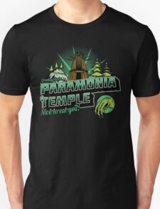 Greetings From Paramonia Temple T-Shirt