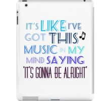 Shake it off- Taylor Swift iPad Case/Skin