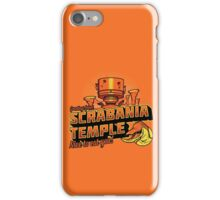 Greetings From Scrabania Temple iPhone Case/Skin