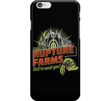 Greetings From Rupture Farms iPhone Case/Skin