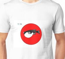 Japanese Fugu - blow fish Trust in the cook  Unisex T-Shirt