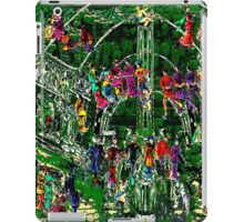 CONQUERORS' WALTZ & the Bird Cage at the End of the World. iPad Case/Skin