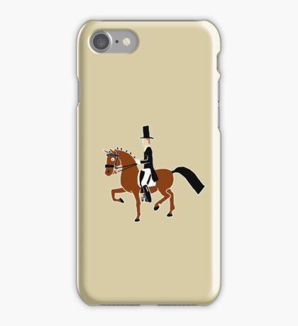 Dressage Pony (Passage) iPhone Case/Skin