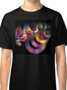 Spiral Rings Classic T-Shirt