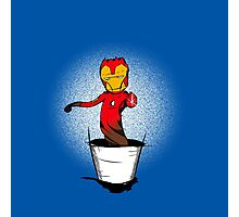 Iron Groot Photographic Print