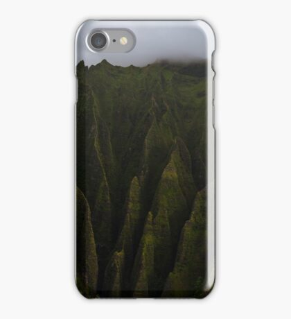 The Cathedral Cliffs iPhone Case/Skin