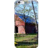 A Pretty Barn iPhone Case/Skin