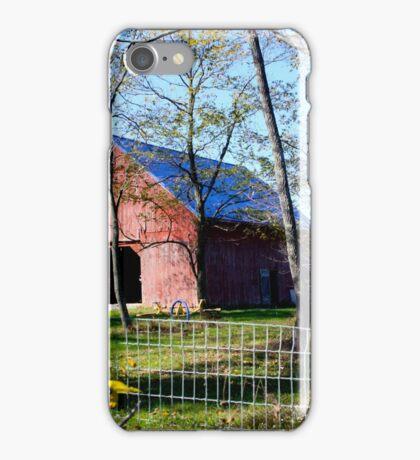 A Pretty Barn iPhone Case/Skin