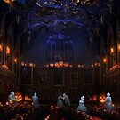 Halloween Great Hall by Serdd