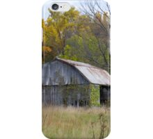 ANOTHER OLD BARN iPhone Case/Skin
