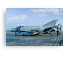 McDonnell F-4M Phantom FGR.2 XT901/I Canvas Print