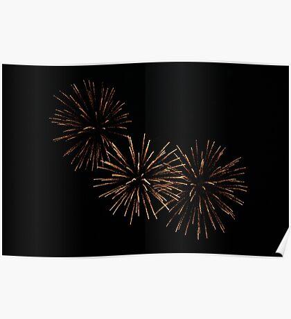 Firework Poster