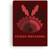 Future Industries Canvas Print