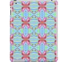Abstract Butterfly F iPad Case/Skin