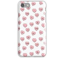 BTS hearts iPhone Case/Skin