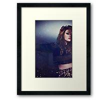 Mia Von Glitz Framed Print