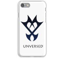 Unversed - Simplistic  iPhone Case/Skin
