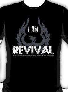 I Am Revival - Gray Phoenix Version T-Shirt