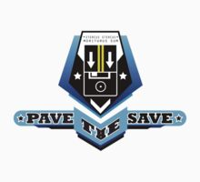 """""""Pave the Save"""" - X Com Logo by PPWGD"""