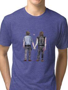 RICKYL WATERCOLOUR  Tri-blend T-Shirt