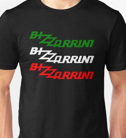 Bizzarrini Tri-Color Italian Unisex T-Shirt