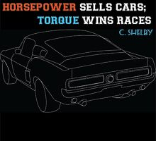 Horsepower sells cars; Torque wins races by blister215