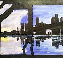 Broken City by Bryan Kopeck