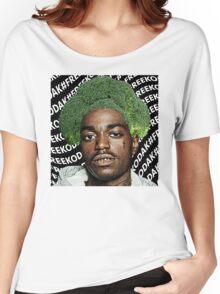 Kodak Black Broccoli Head #FREEKODAK Women's Relaxed Fit T-Shirt