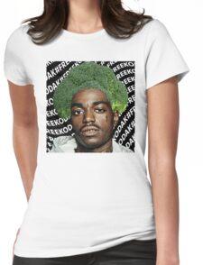 Kodak Black Broccoli Head #FREEKODAK Womens Fitted T-Shirt