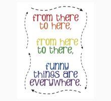 Funny Things Everywhere Kids Tee