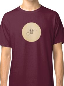 Ghost Story: Haunted Typography Classic T-Shirt